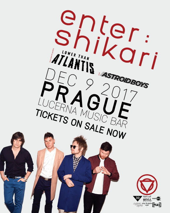 picture ENTER SHIKARI / UK