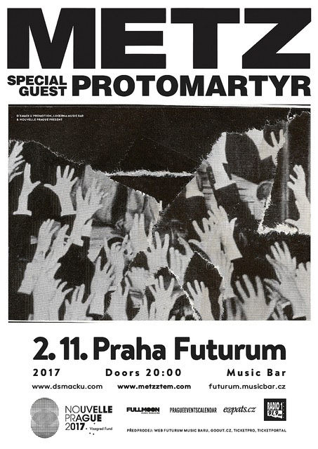 picture METZ / CA + PROTOMARTYR / US