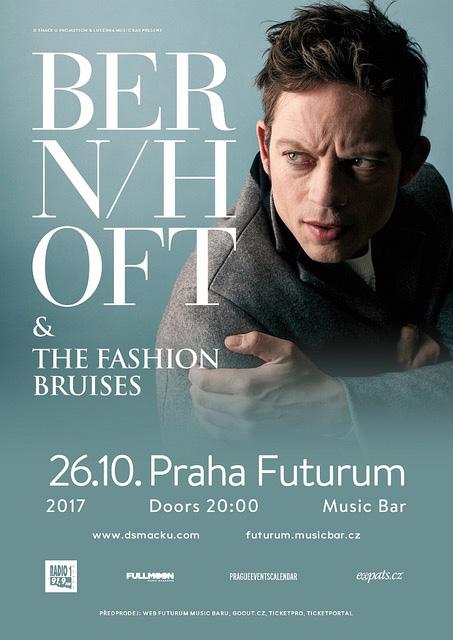 picture BERNHOFT & THE FASHION BRUISES / NO
