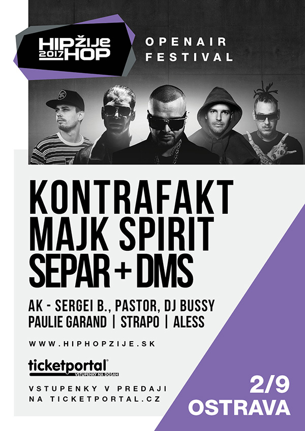 picture HIP HOP ŽIJE OSTRAVA 2017