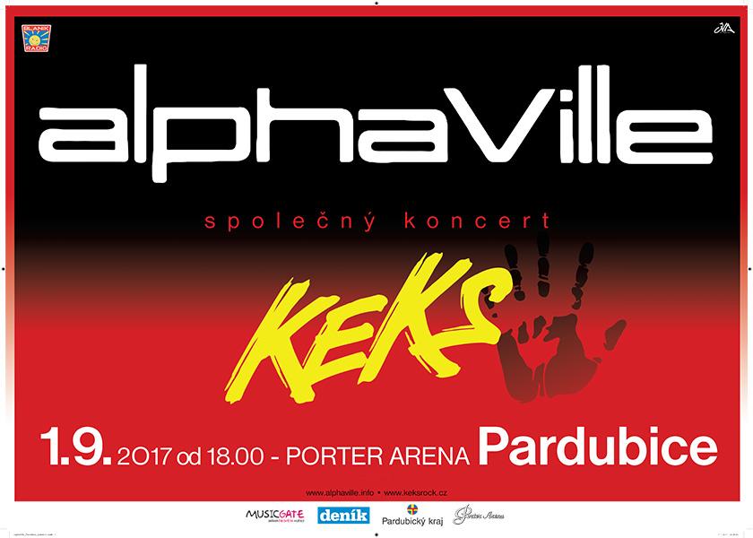 picture ALPHAVILLE (DE) + KEKS