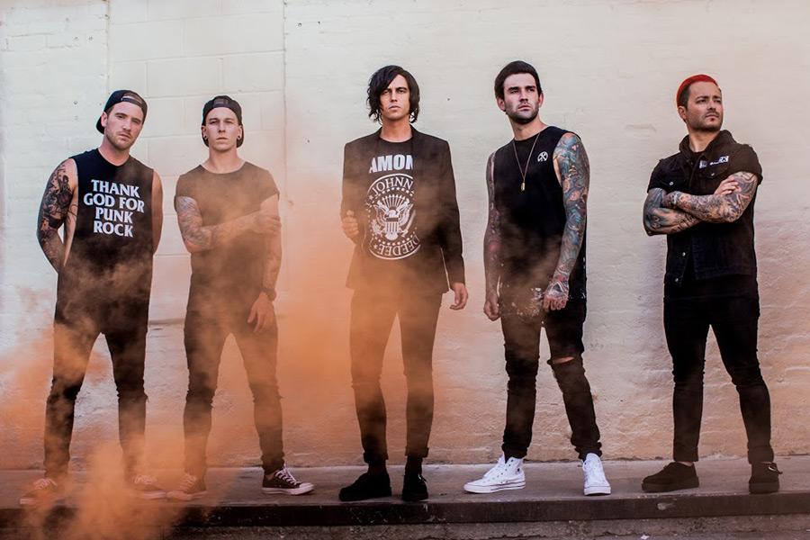 picture SLEEPING WITH SIRENS / US