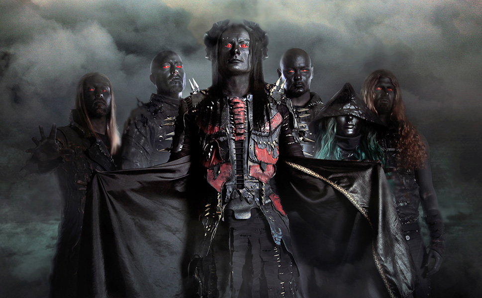 picture CRADLE OF FILTH (UK) + guest Moonspell (PT)