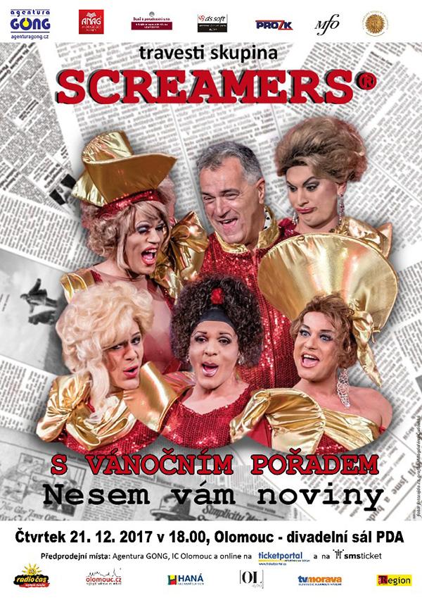 picture Screamers – Vánoční speciál 2017