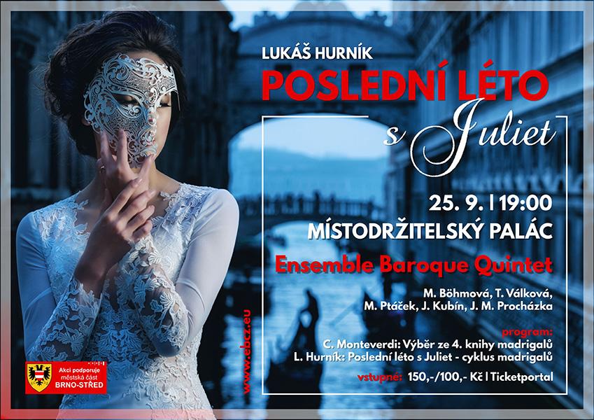 picture Lukáš Hurník: Poslední léto s Juliet