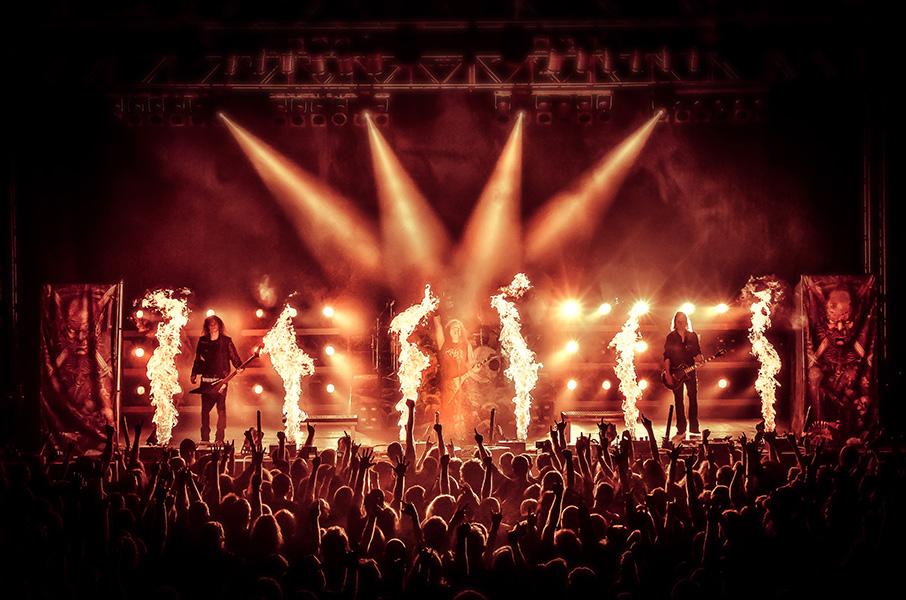 picture KREATOR (DE): Gods of Violence Tour