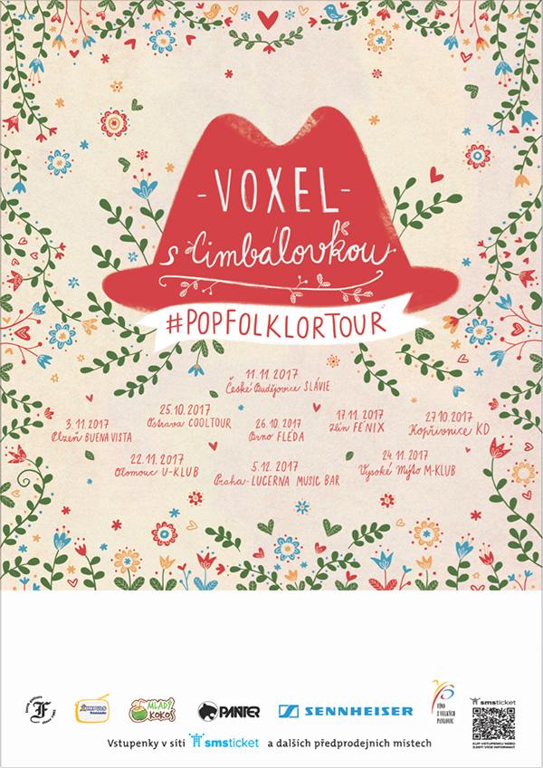 picture VOXEL #POPFOLKLORTOUR