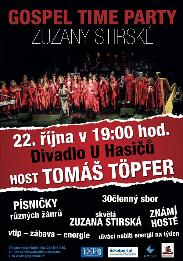picture Zuzana Stirská - Gospel Time Party