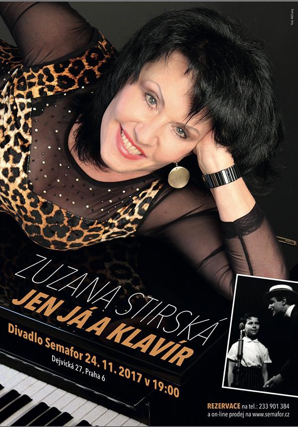 picture Zuzana Stirská - Jen já a klavír
