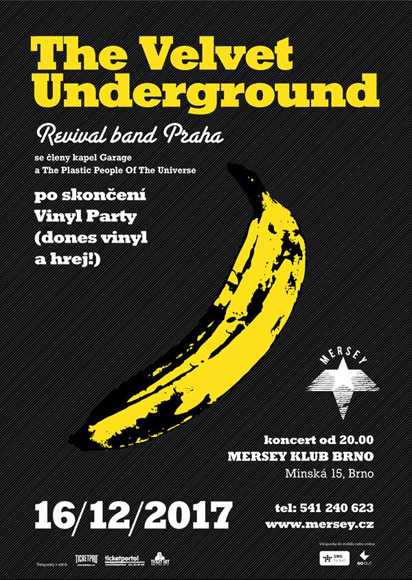 picture The Velvet Underground Revival Band Praha