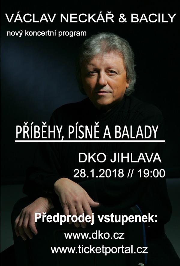 picture Václav Neckář & Bacily – Příběhy, písně a balady