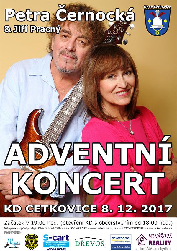 picture Petra Černocká - Adventní koncert
