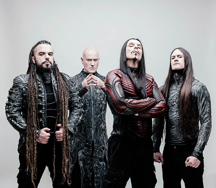 picture SEPTICFLESH (GR) w/ Inquisition (Co) – Europe 2018