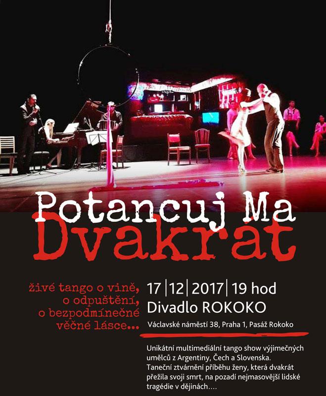 picture POTANCUJ MA DVAKRÁT - tango show