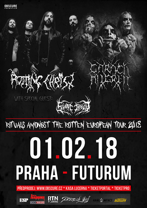 picture ROTTING CHRIST (GR) + CARACH ANGREN (NL)