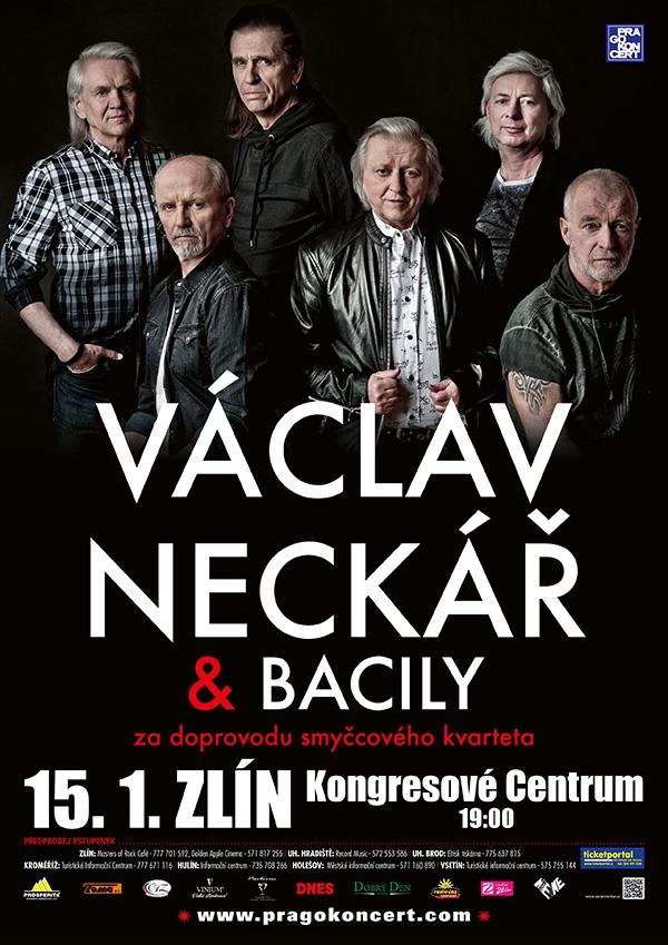 picture Václav Neckář & Bacily a smyčcové kvarteto