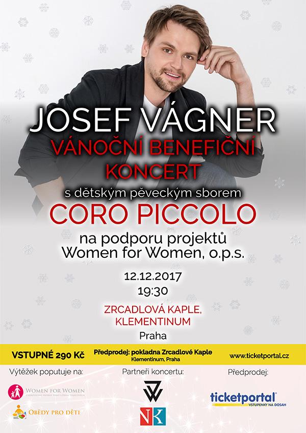 picture Josef Vágner a Coro Piccolo - Vánoční koncert