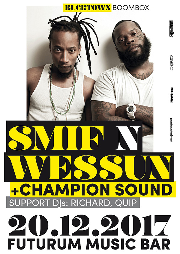picture SMIF N WESSUN / US + CHAMPION SOUND
