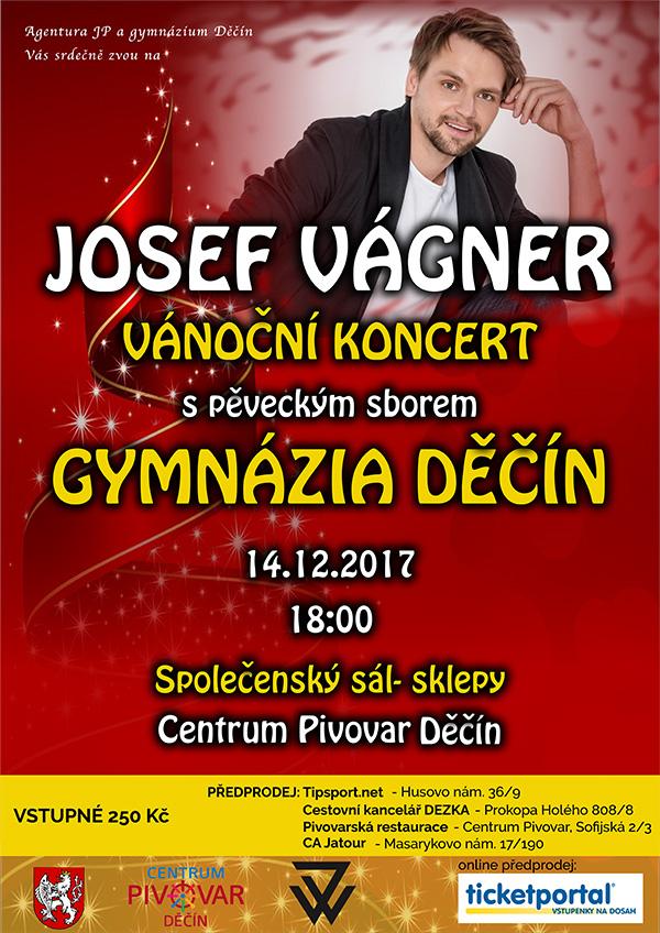 picture Josef Vágner – Vánoční Tour 2017 s dětskými sbory