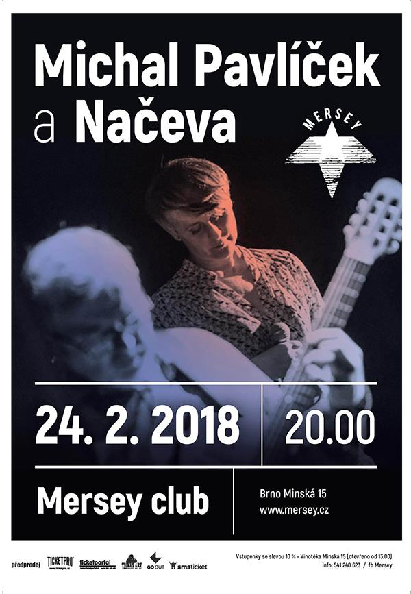 picture Michal Pavlíček a Načeva akusticky