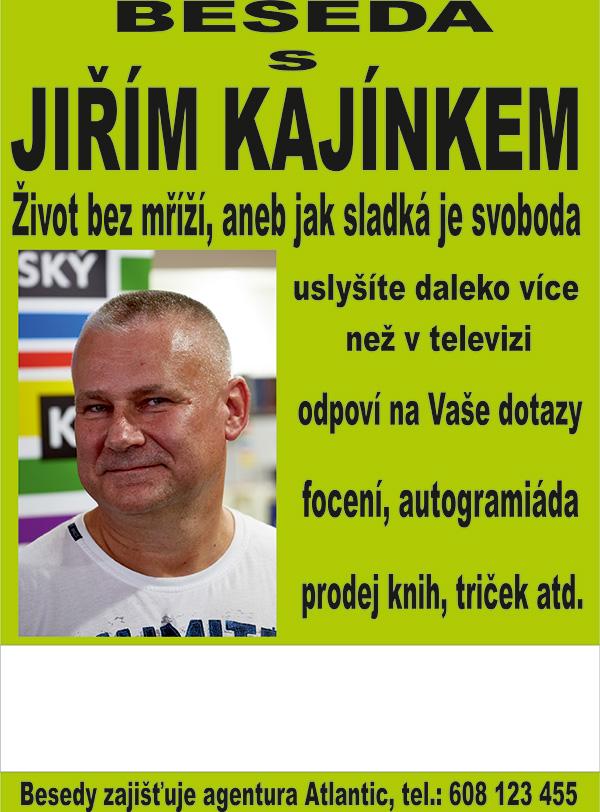 picture Jiří Kajínek - Život bez mříží