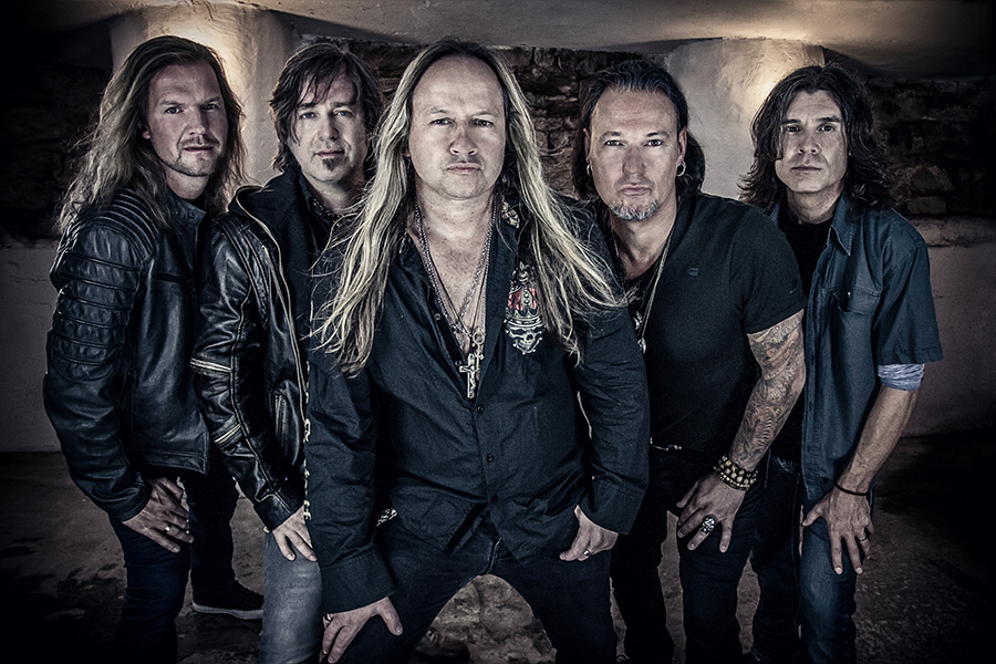 picture PRETTY MAIDS (DK) - KINGMAKER EUROPEAN TOUR 2018