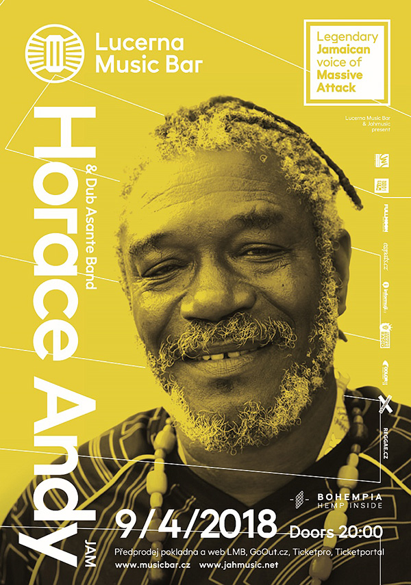 picture HORACE ANDY / JM