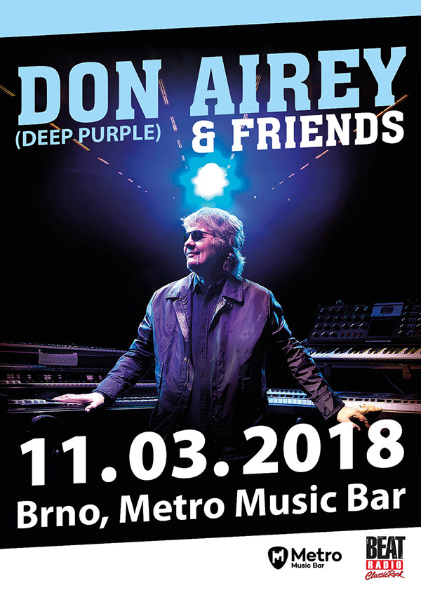 picture DON AIREY (Deep Purple) & FRIENDS