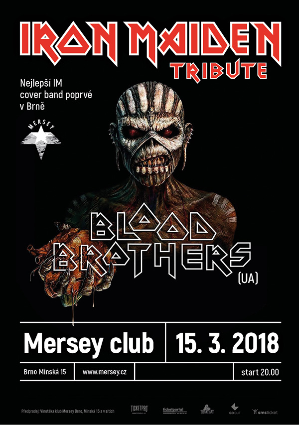 picture BLOOD BROTHERS (UA) - Tribute to Iron Maiden