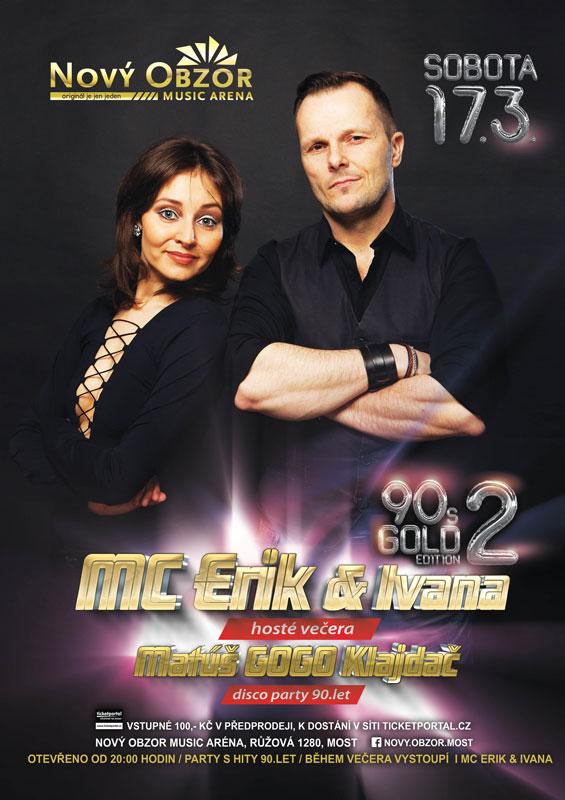 picture 90s Gold Edition / Mc Erik & Ivana