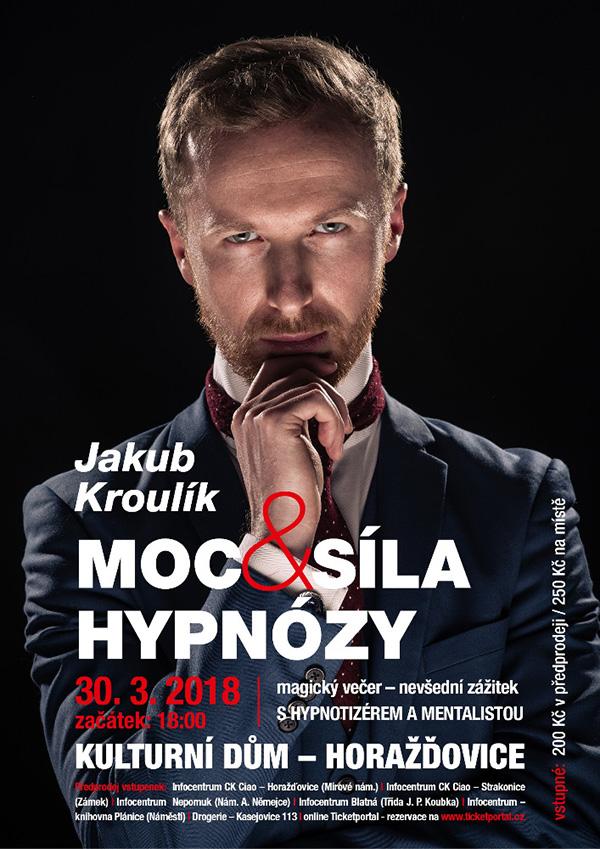 picture Jakub Kroulík - Moc & síla hypnózy