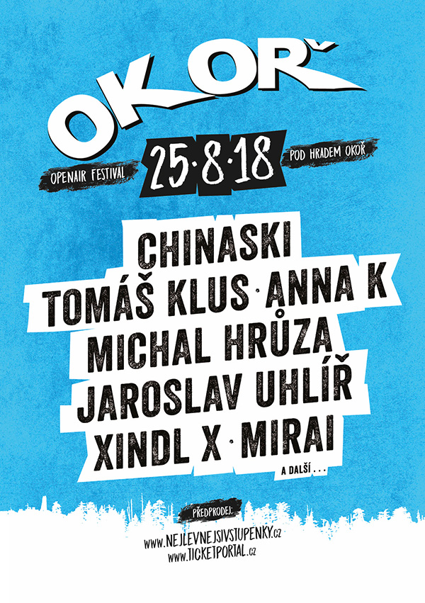 picture OKOŘ open air festival 2018