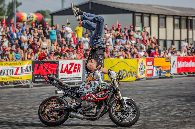 picture CZECH STUNT DAY