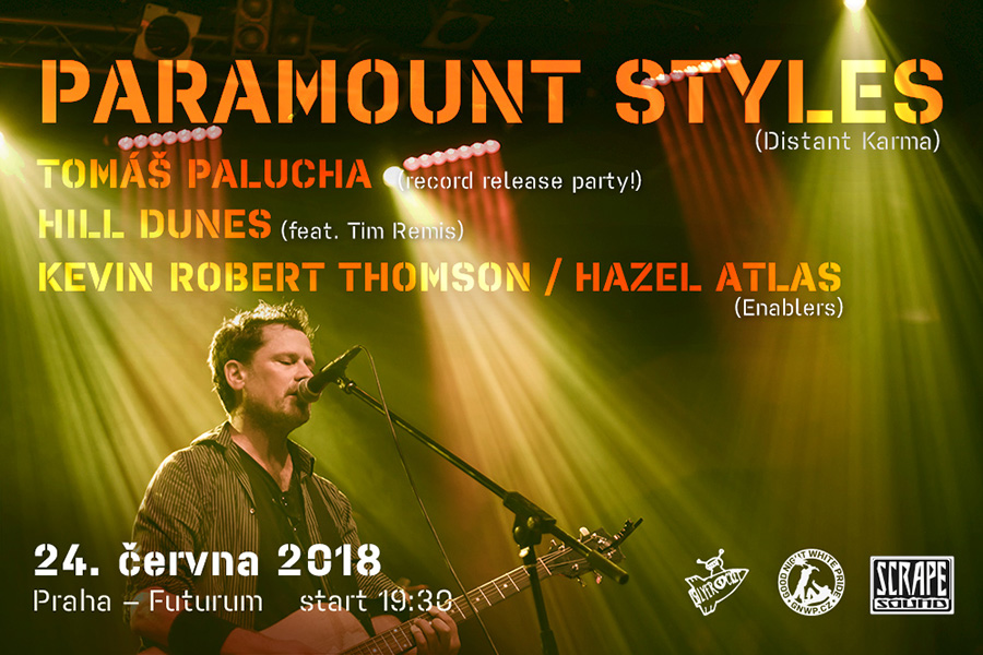 picture PARAMOUNT STYLES / USA / BE / CZ