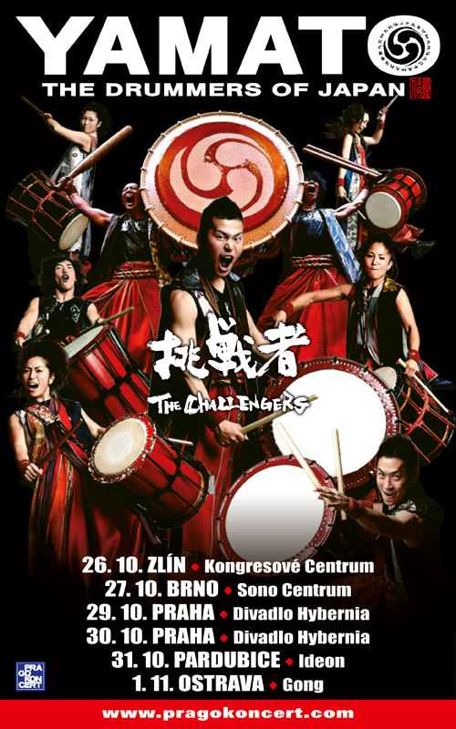 picture YAMATO / The Drummers of Japan – The Challengers