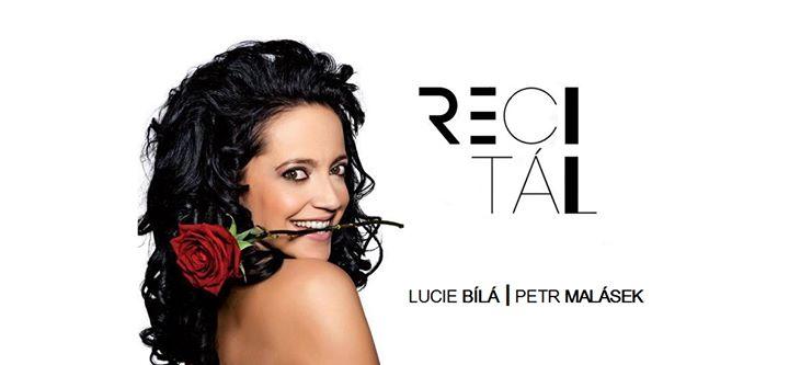 picture LUCIE BÍLÁ - Recitál s klavírem Petra Maláska