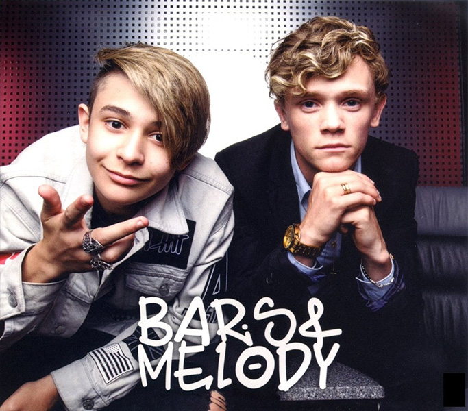 picture BARS & MELODY, JOHNNY ORLANDO