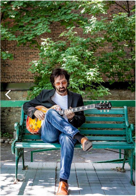 picture Eric Clapton Tribute w/ CLIFF STEVENS (CA)