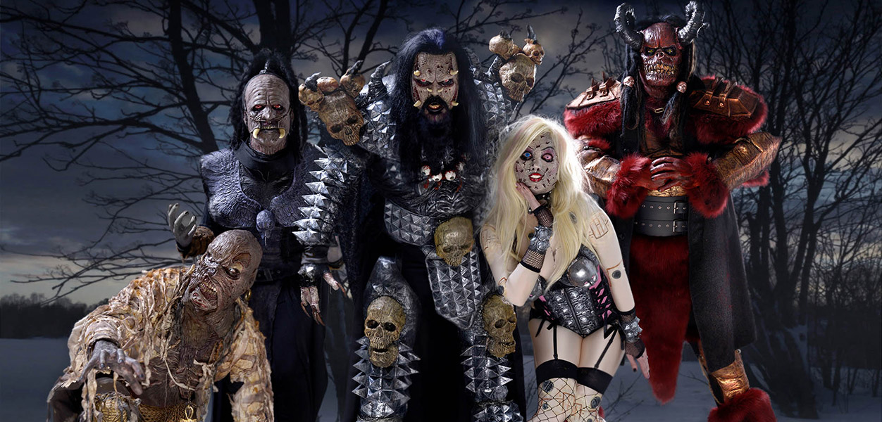 picture LORDI (FI) - SEXORCISM TOUR 2018