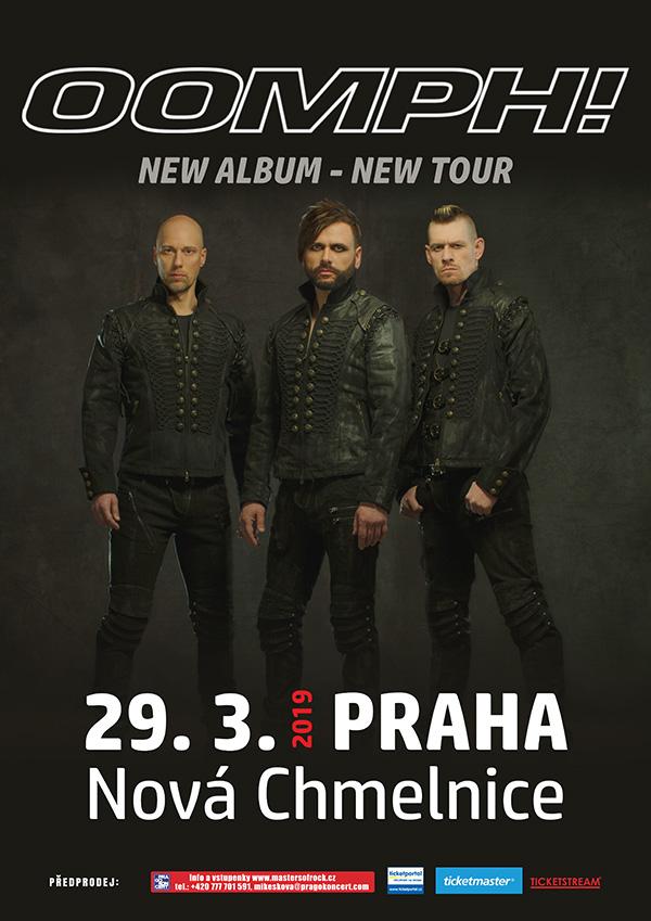 picture OOMPH! (DE) - EUROPEAN TOUR 2019