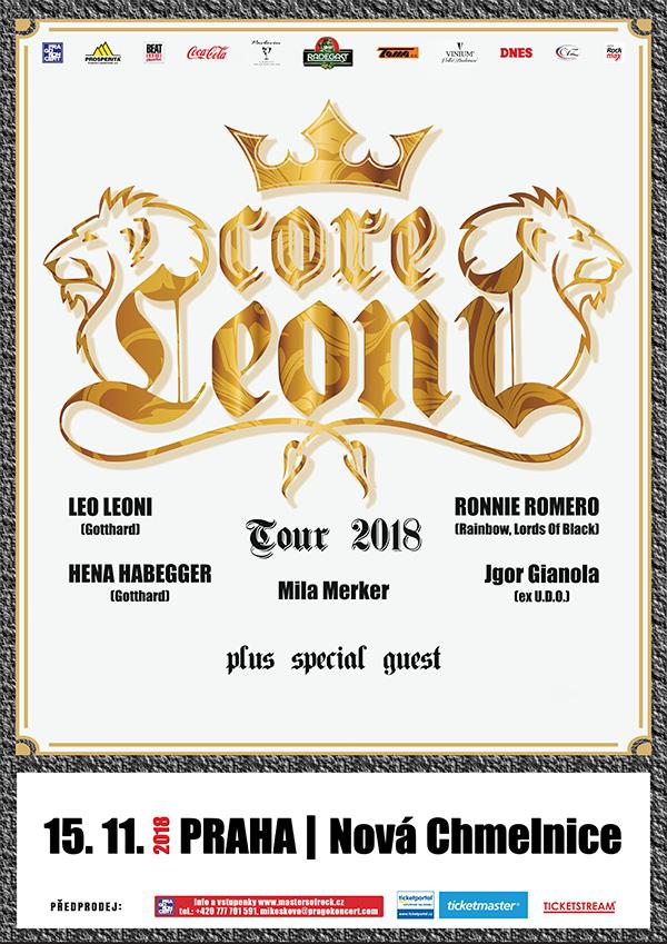 picture CORELEONI TOUR 2018