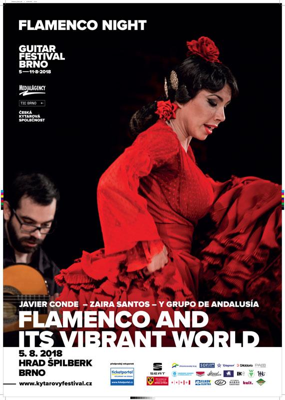 picture FLAMENCO NIGHT: Javier Conde & Zaira Santos