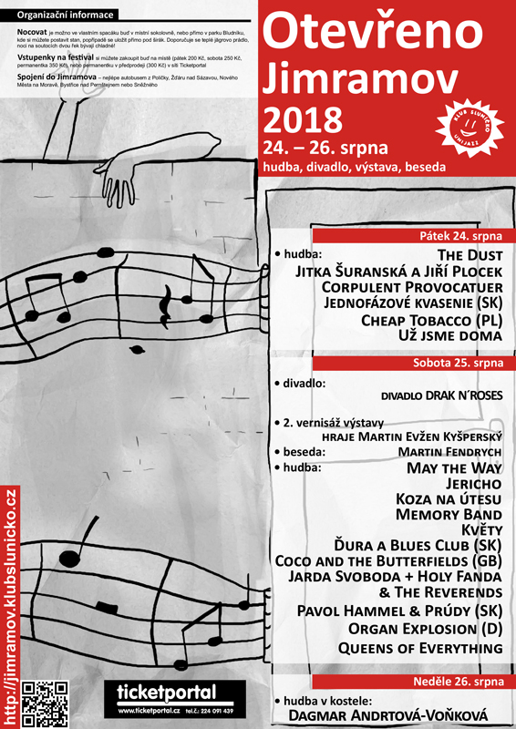 picture 29. festival Otevřeno Jimramov 2018