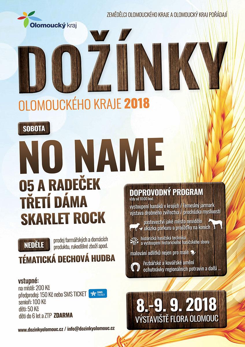 picture Dožínky Olomouckého kraje 2018