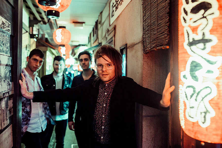 picture ENTER SHIKARI / UK - Stop the Clocks Tour 2019
