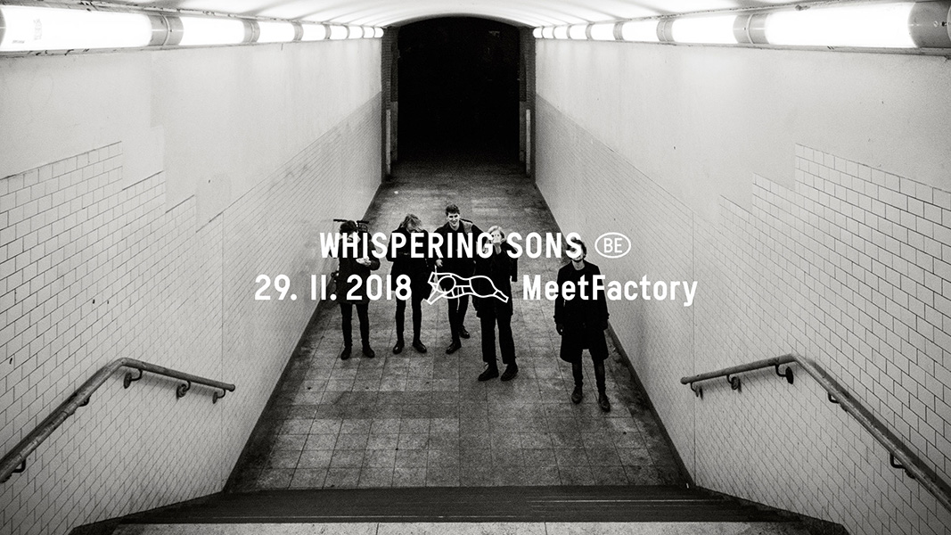 picture WHISPERING SONS (BE)