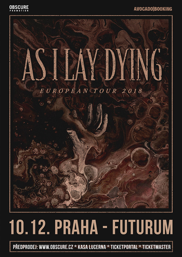 picture AS I LAY DYING (USA)