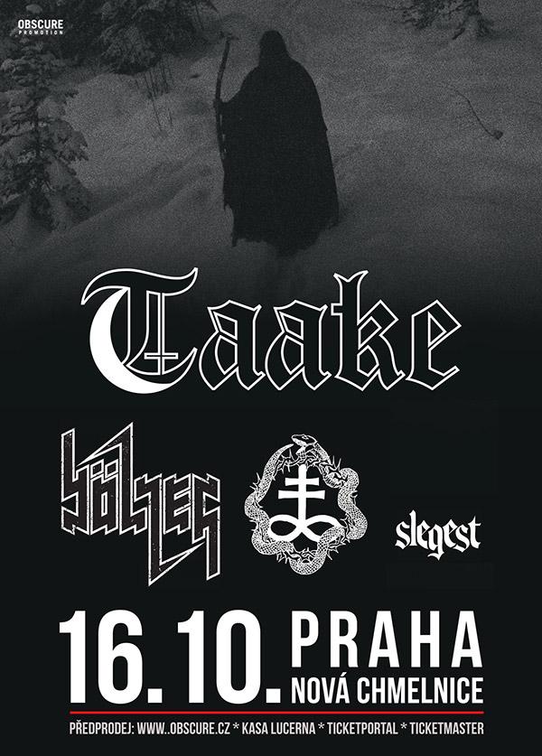 picture TAAKE (NO) w/ BÖLZER (CH), OTOH (NO), SLEGEST (NO)