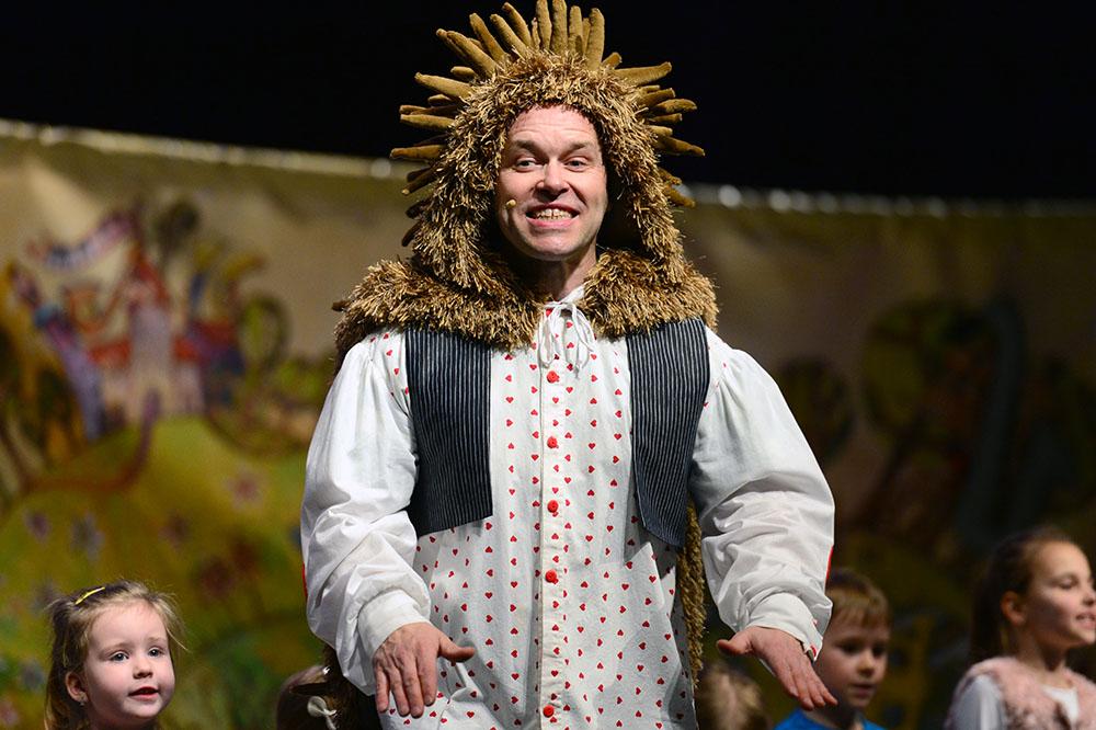 picture SPIEVANKOVO, hudebně-zábavná show pro děti