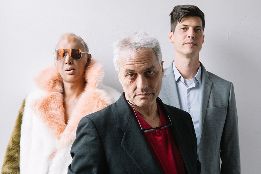picture MARC RIBOT'S CERAMIC DOG (USA)